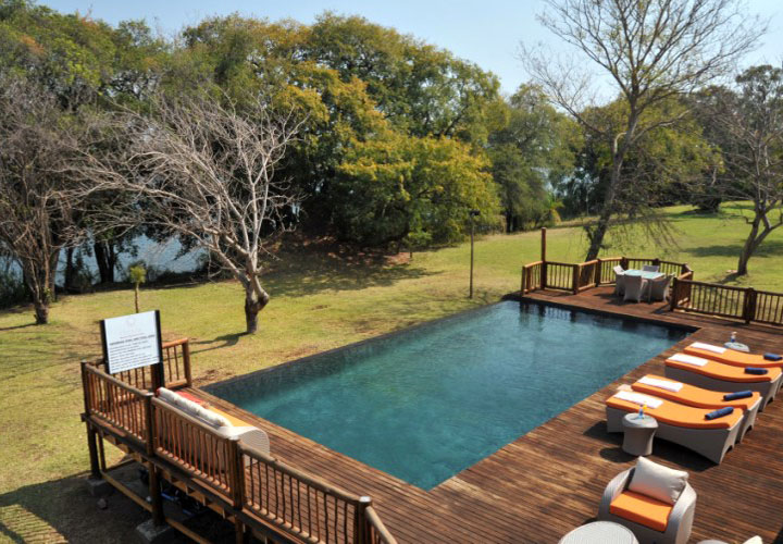 Mowana Lodge Kasane Swimming Pool