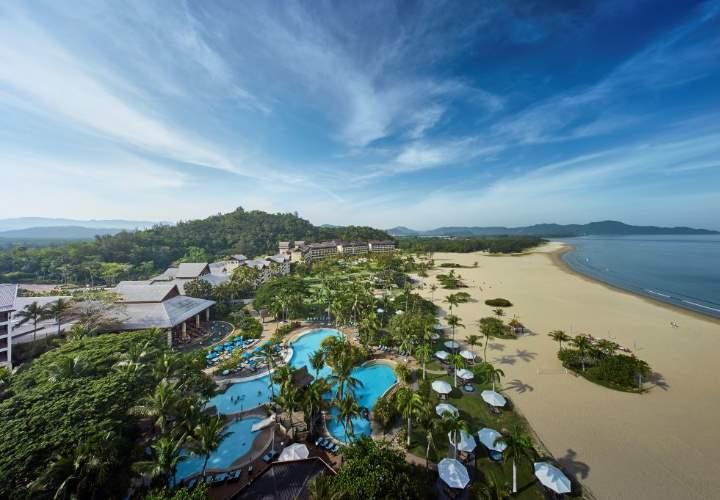 5* Shangri-La Rasa Ria Resort & Spa - Kota Kinabalu