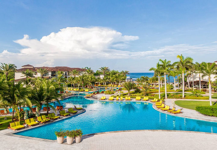 JW Marriott Guanacaste Resort & Spa Guanacaste  swimming pool