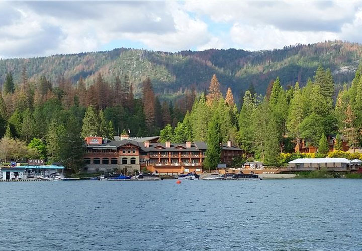The Pines Resort on Lake Bass Yosemite