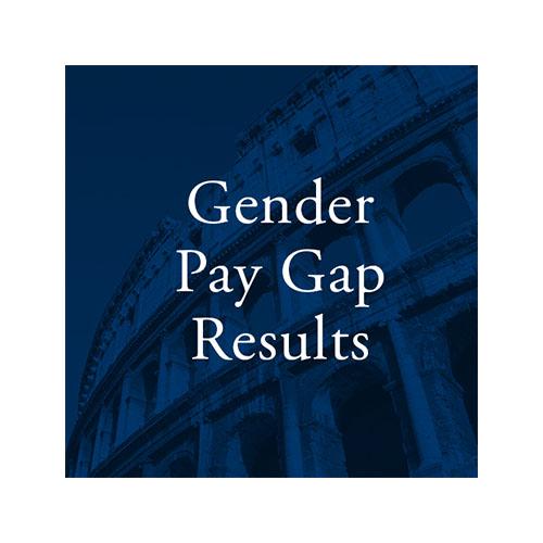 Gender  Pay Gap Results square tile