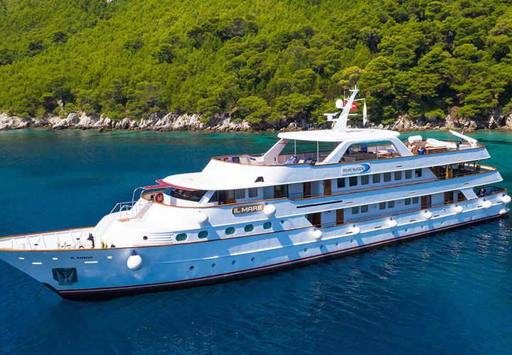 MS Il Mare in Croatia