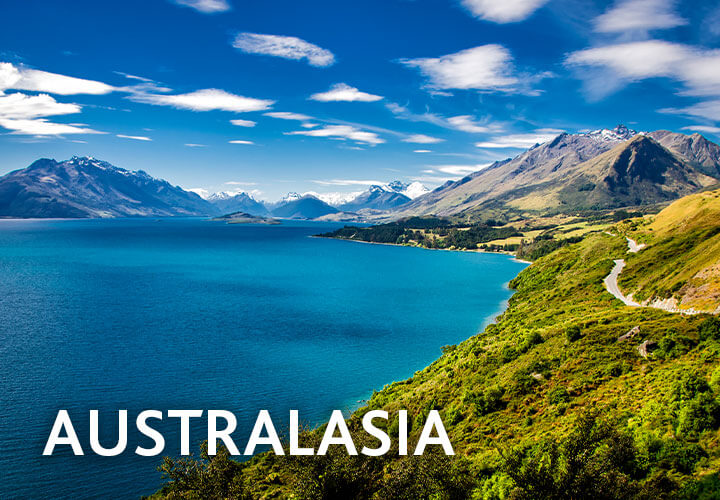 Queenstown in New Zealand | Holidays to Australasia