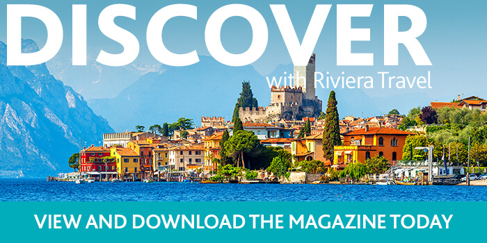 Discover with Riviera Travel magazine view and download
