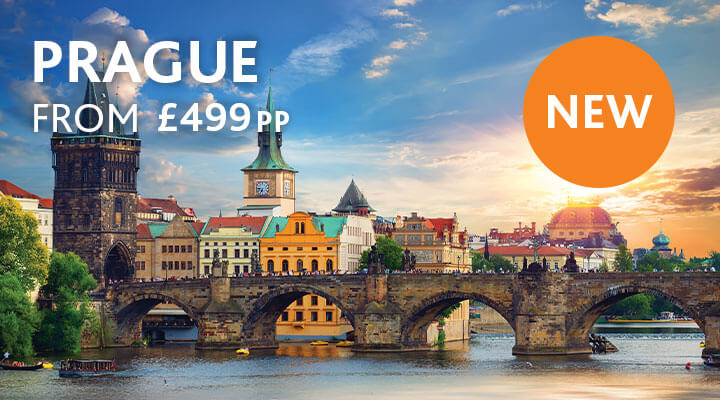 Charles Bridge Prague | City break from £499pp