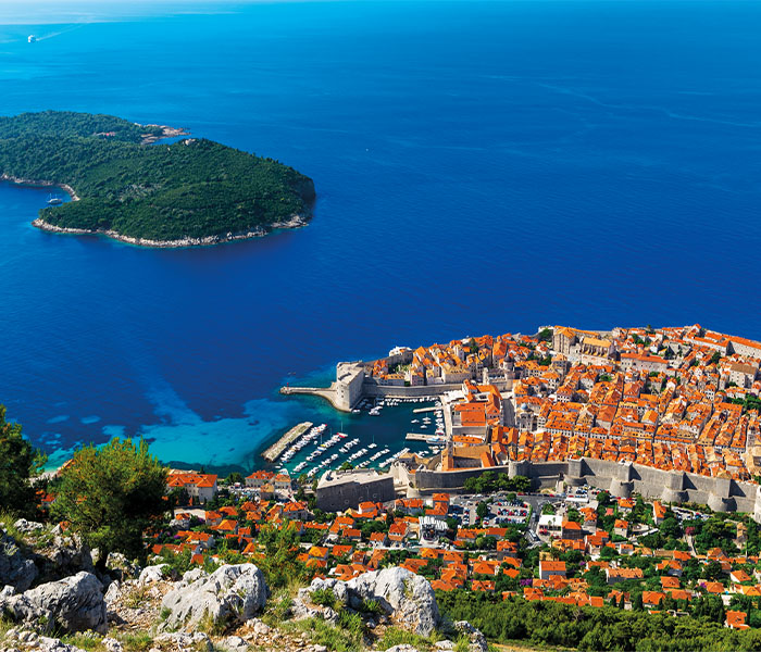 Venetian influenced Dubrovnik