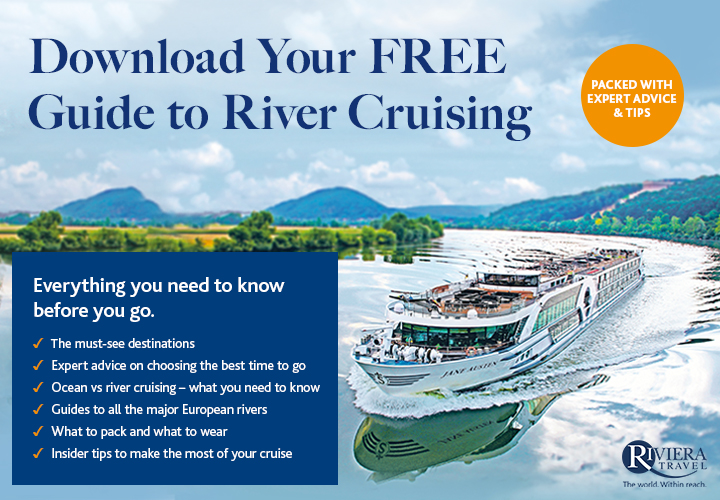 Download Your Free Guide to River Cruising