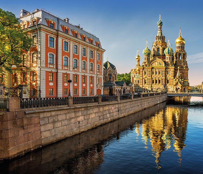 St Petersburg Russia | River Cruises in September 2019