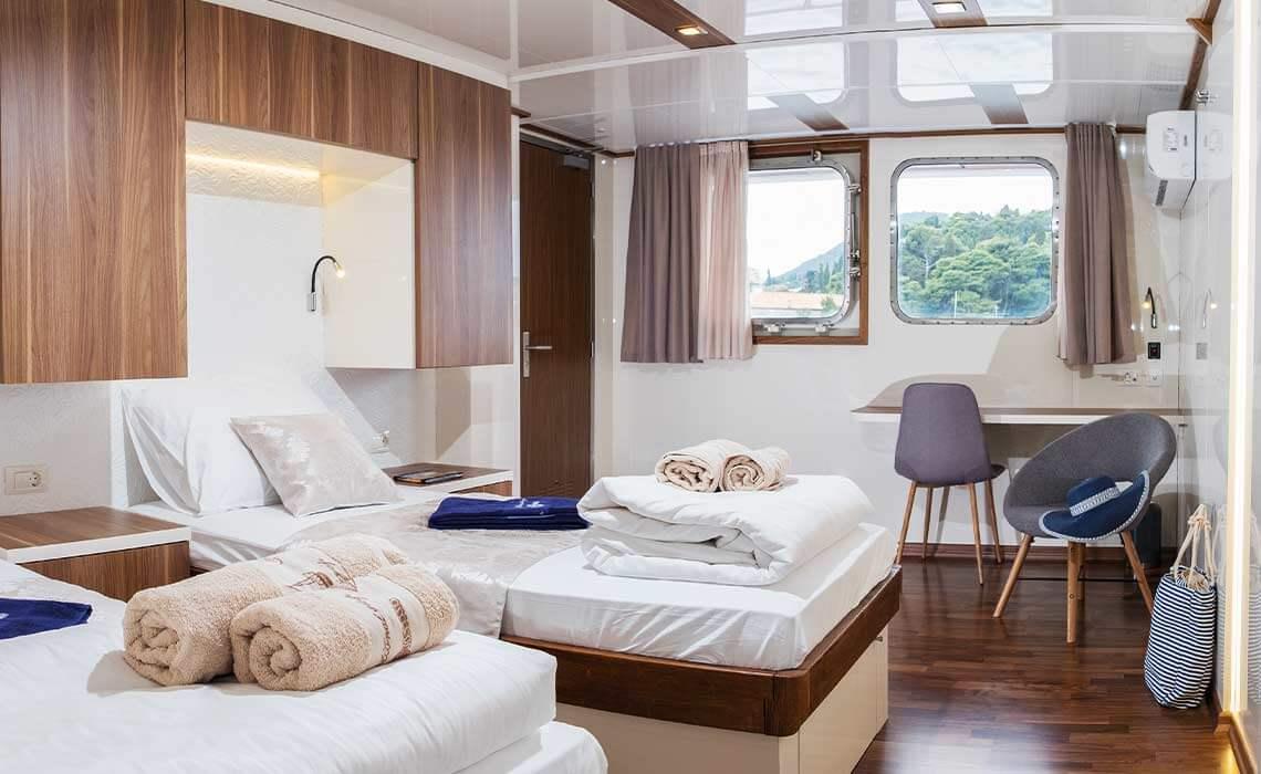 MS Il Mare Cabin