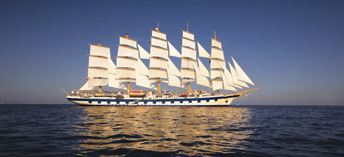 Royal Clipper tall ship