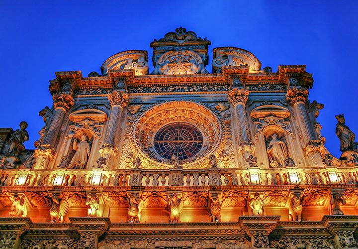 Basilica of Santa Croce in Lecce