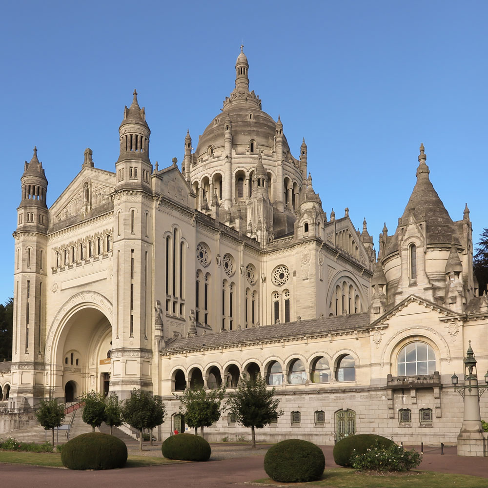 Basilica of St Therese of Lisieux