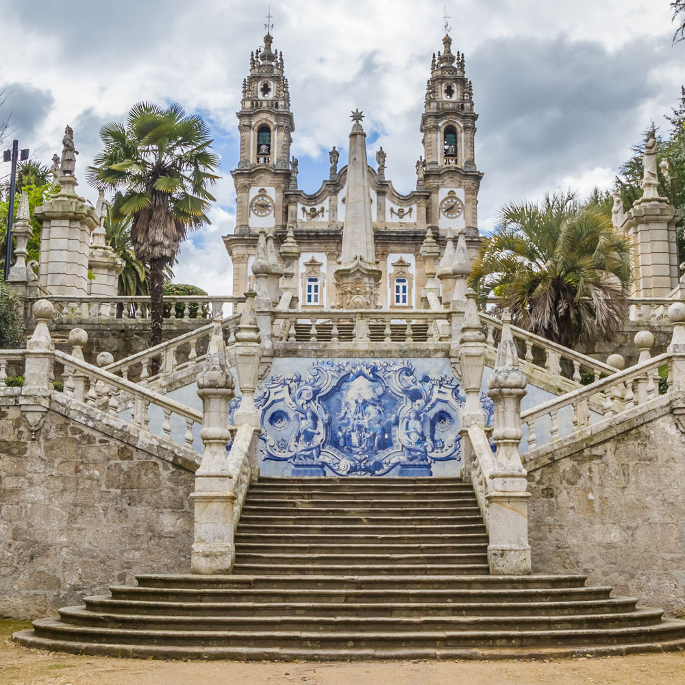 Sanctuary of Our Lady of the Remedies, Lamego