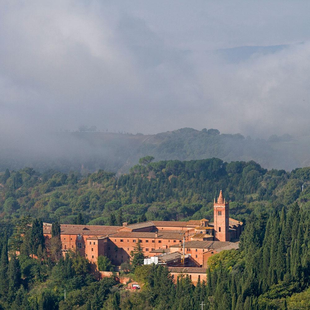 Monte Oliveto Monastery