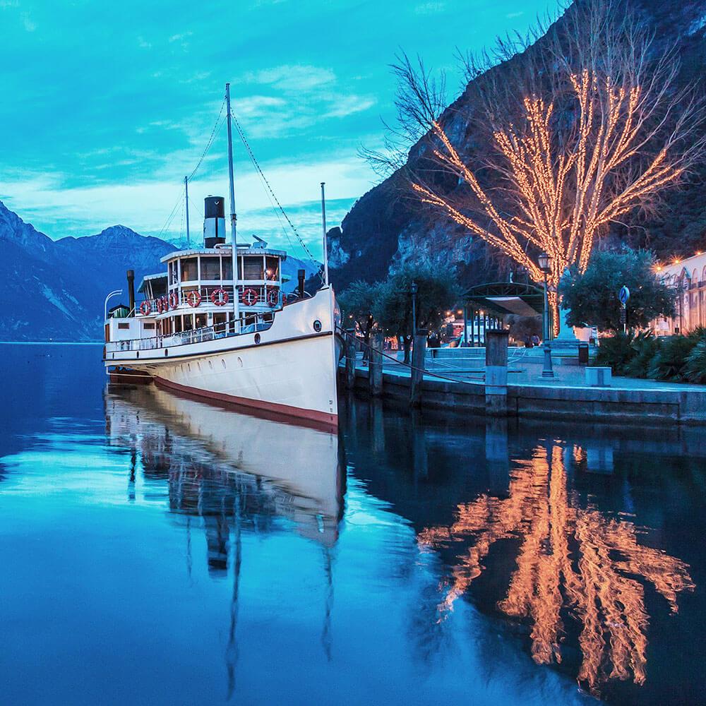 Lake Garda cruise