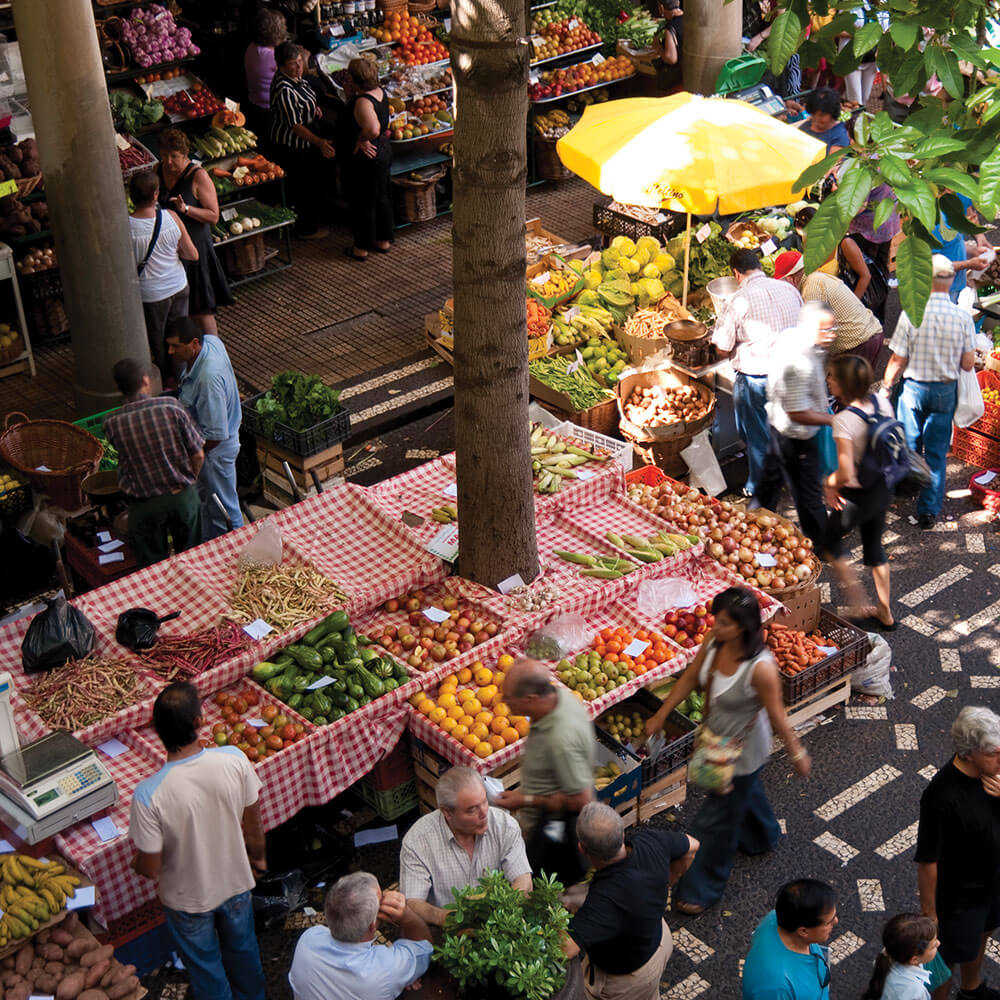 Mercado, Funchal