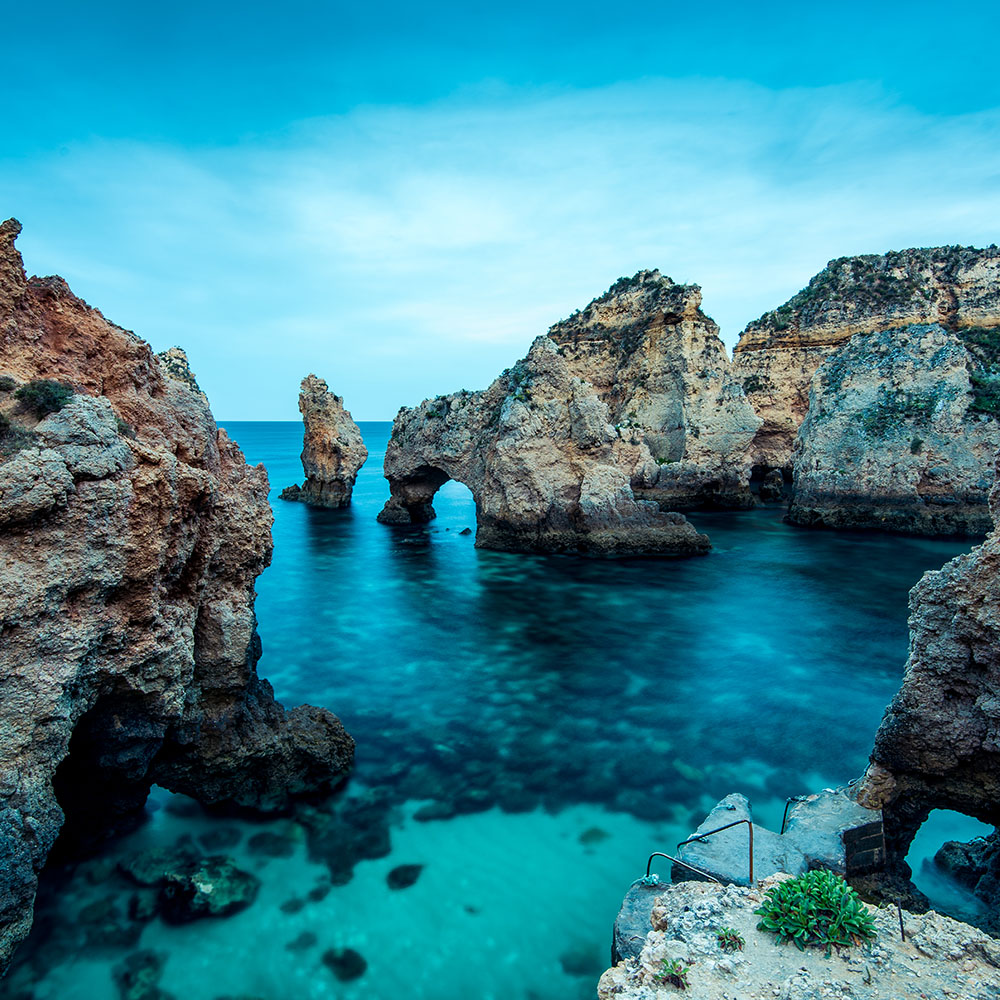 Ponta da Piedade, the Algarve