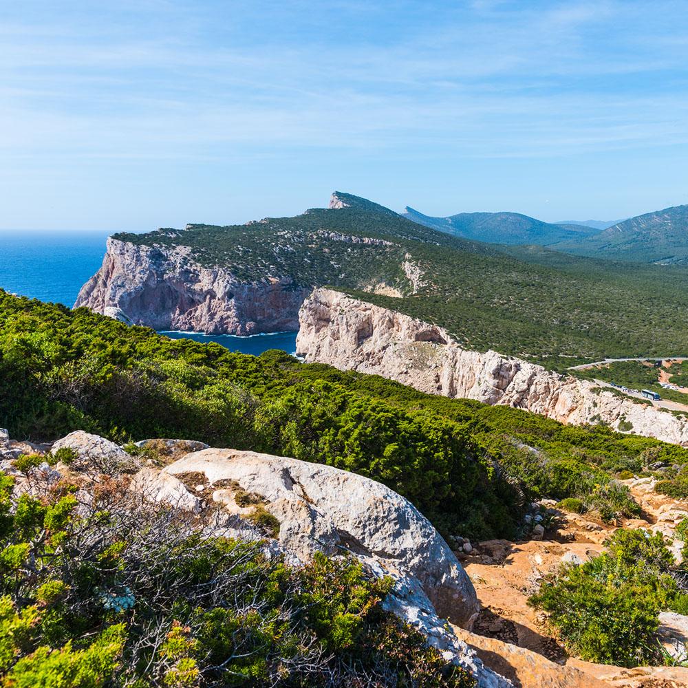 Cliffs of Capo Caccia