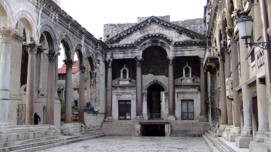 Split - Palace of the Emperor Diocletian