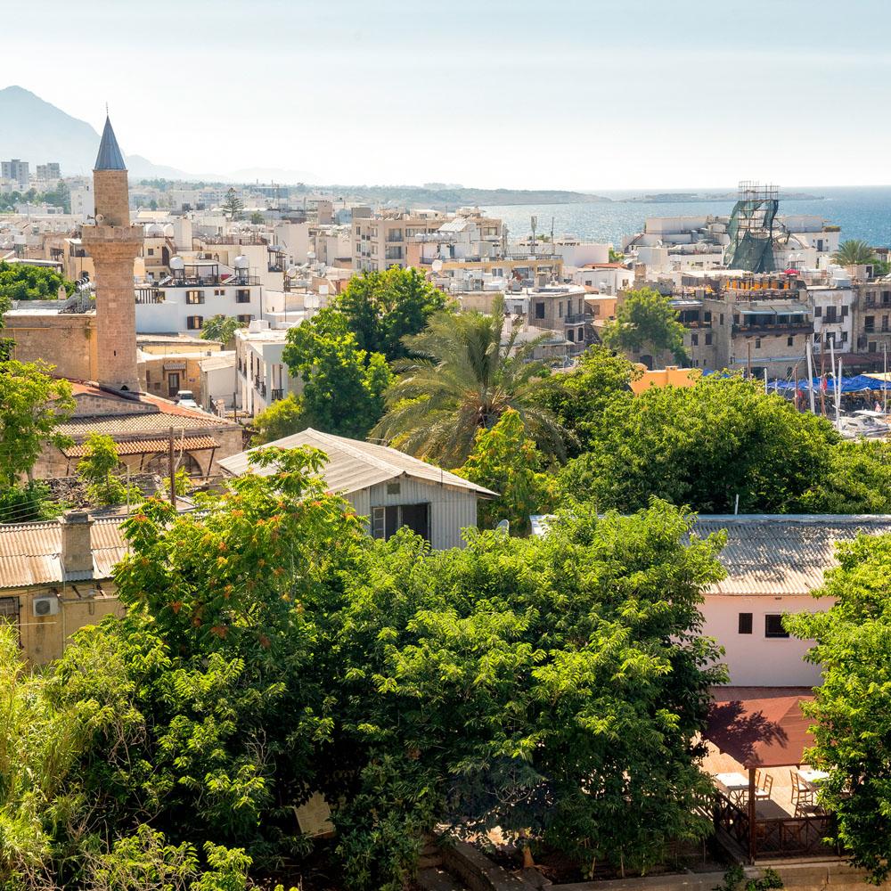 View of Kyrenia