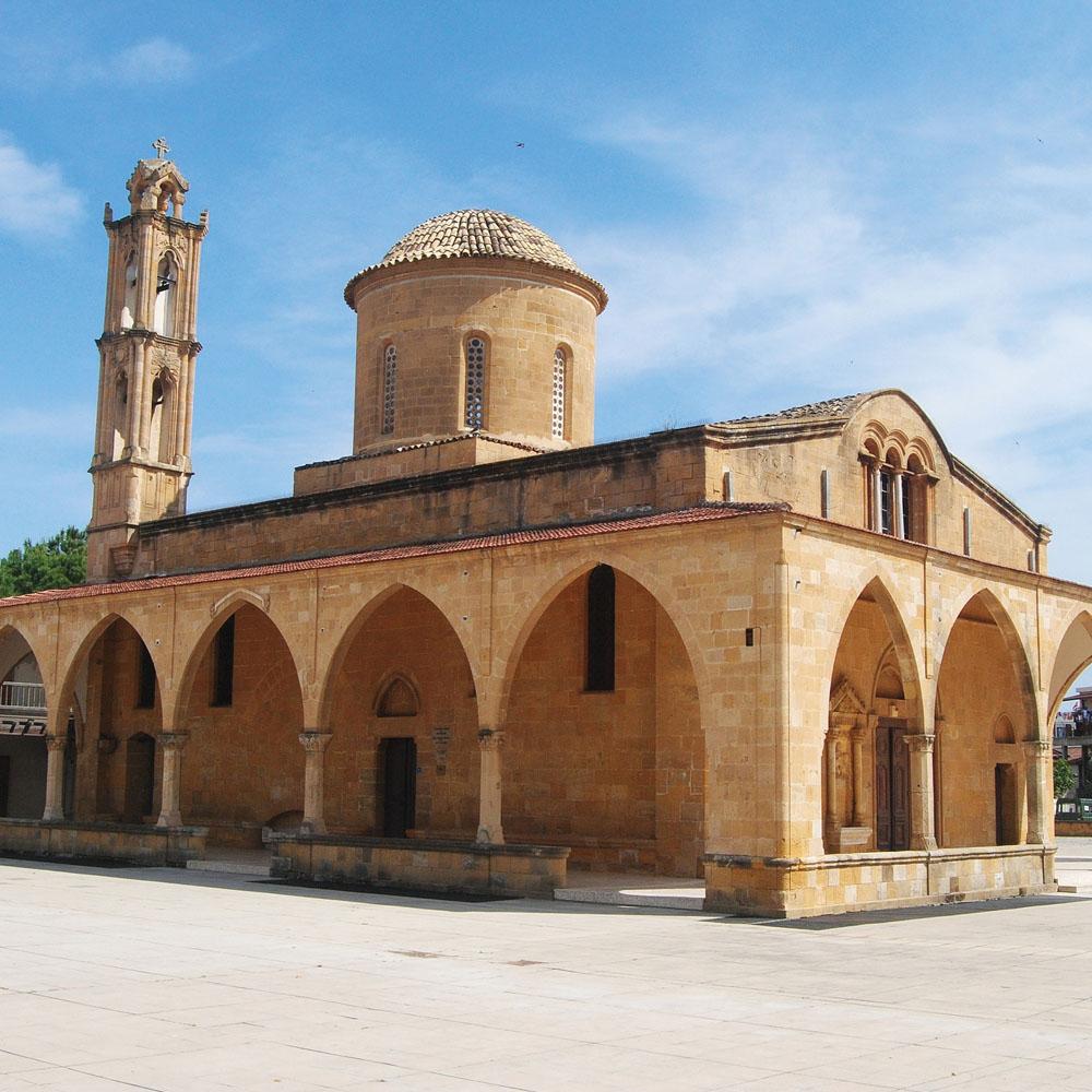Agios Mamas Church, Güzelyurt