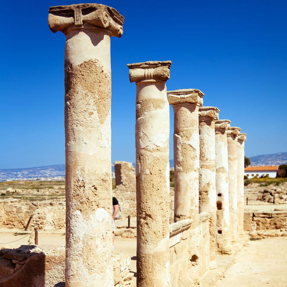 Ancient Ruins, Salamis