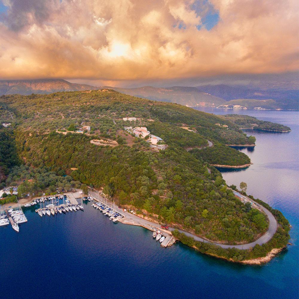 Island of Meganissi