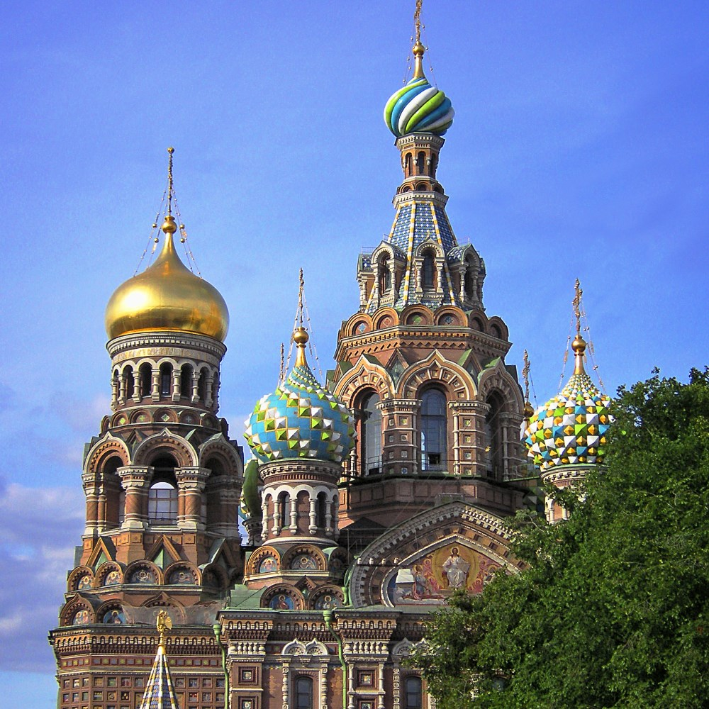 Savior on the Spilled Blood, Saint Petersburg
