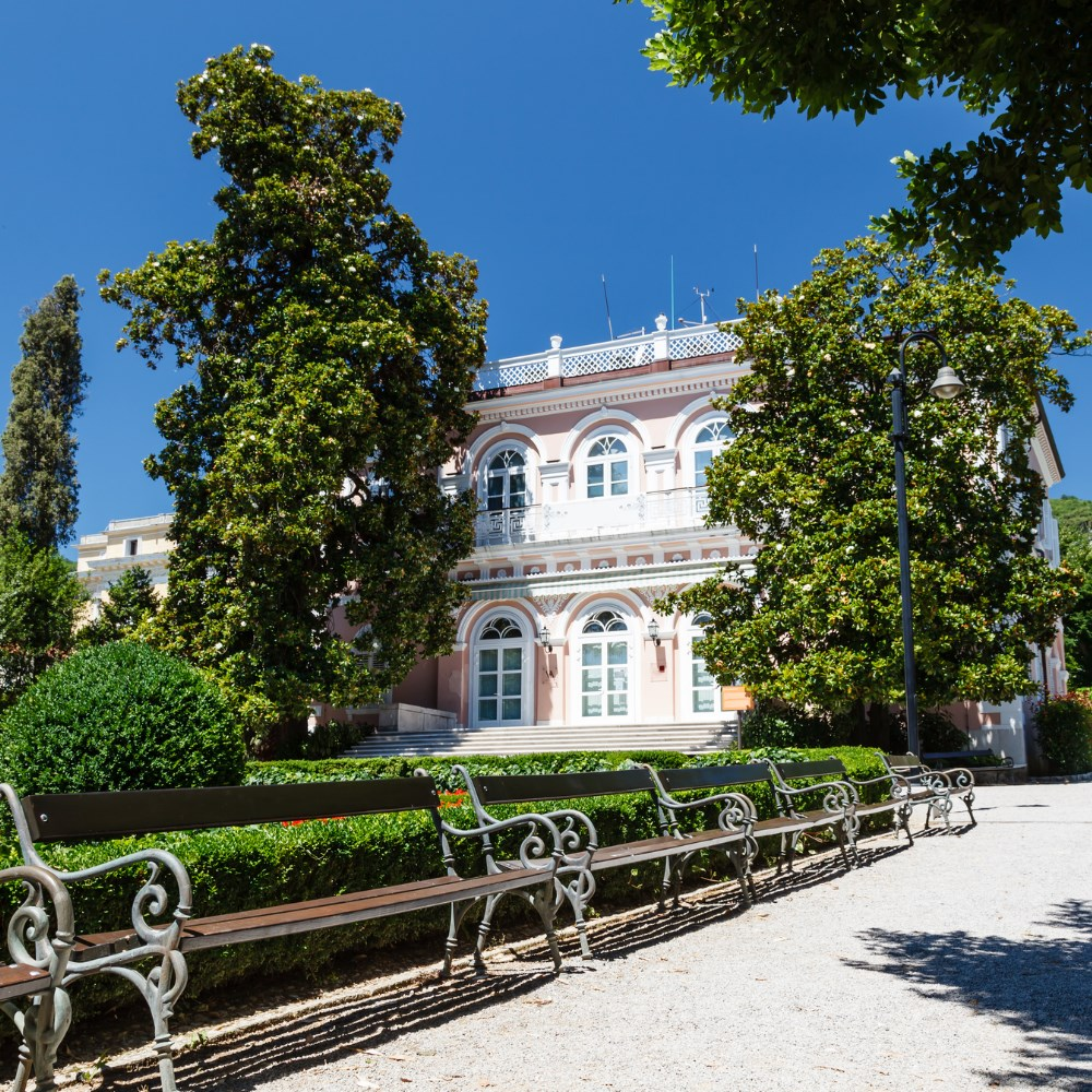 Villa Angiolina, Opatija