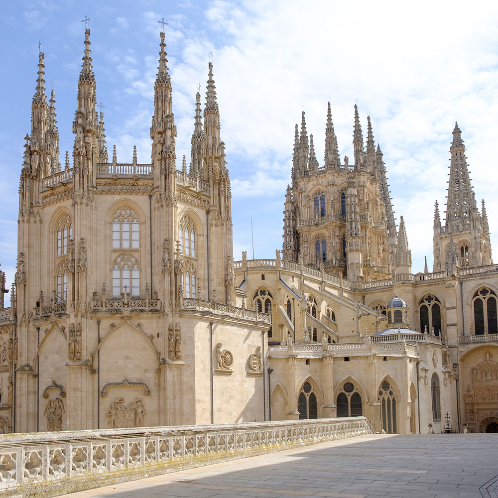 Burgos' magnificent Gothic Cathedral