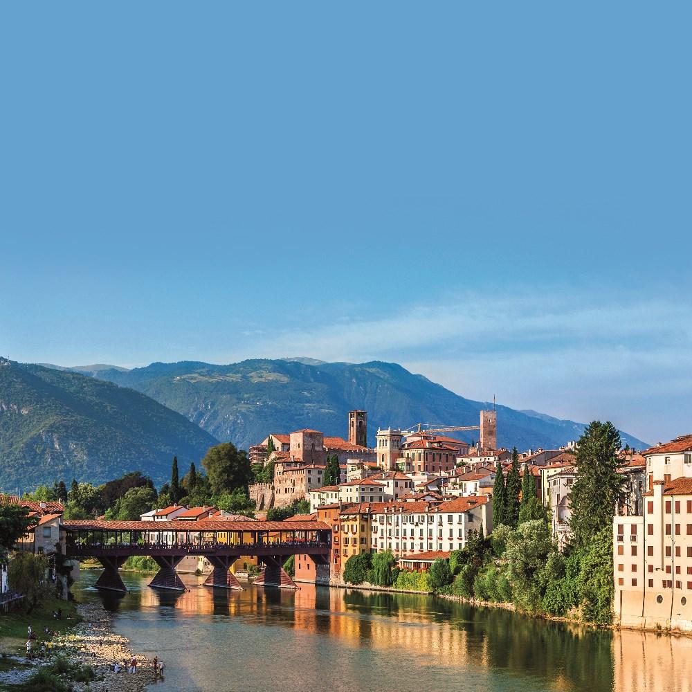 Ponte degli Alpini bridge, Bassano del Grappa