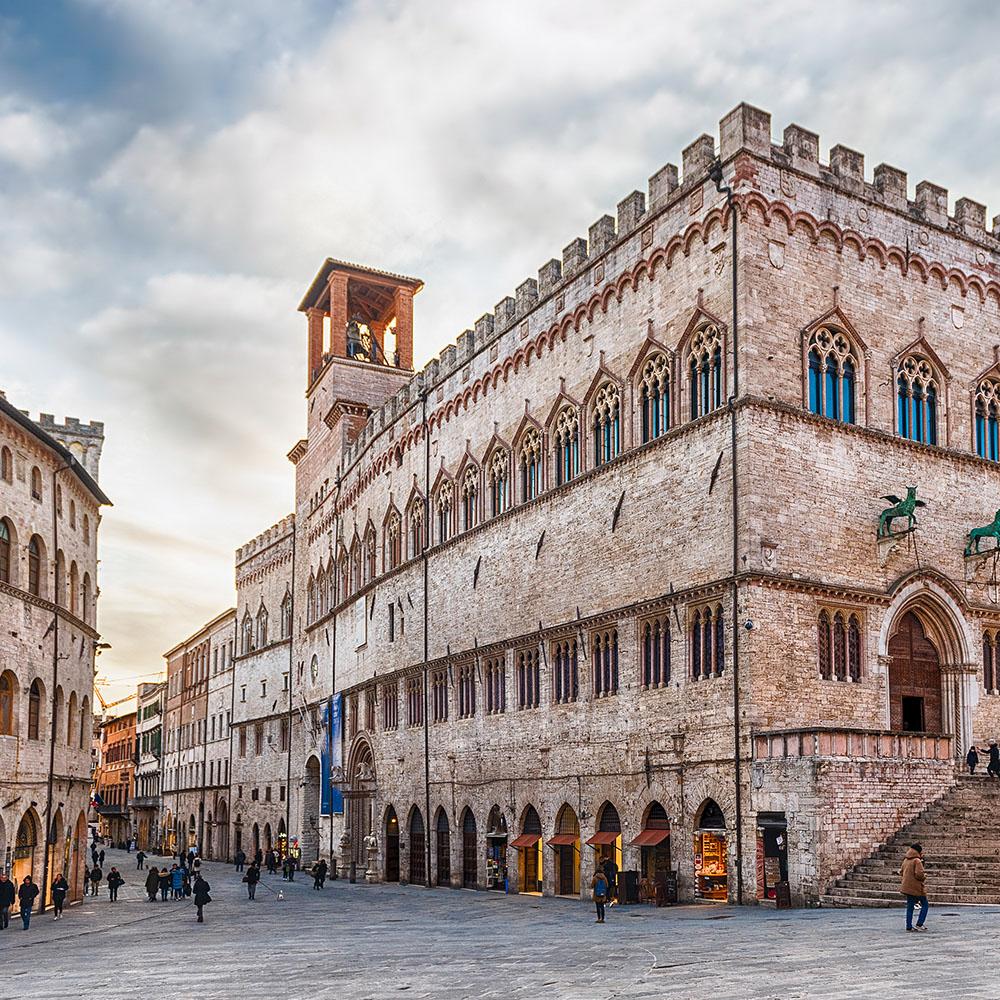 Piazza dei Priori, Perugia