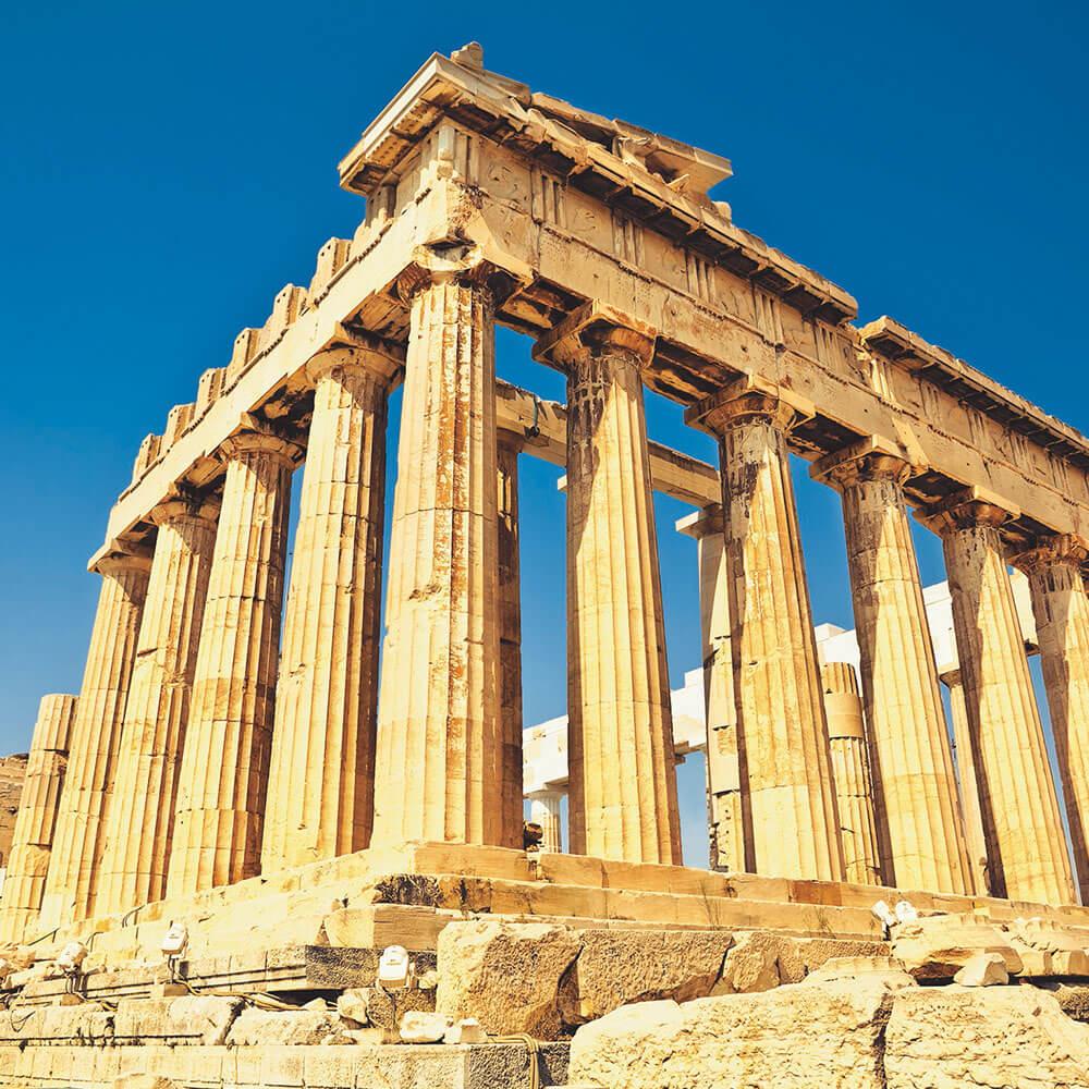 Parthenon, Athens Acropolis
