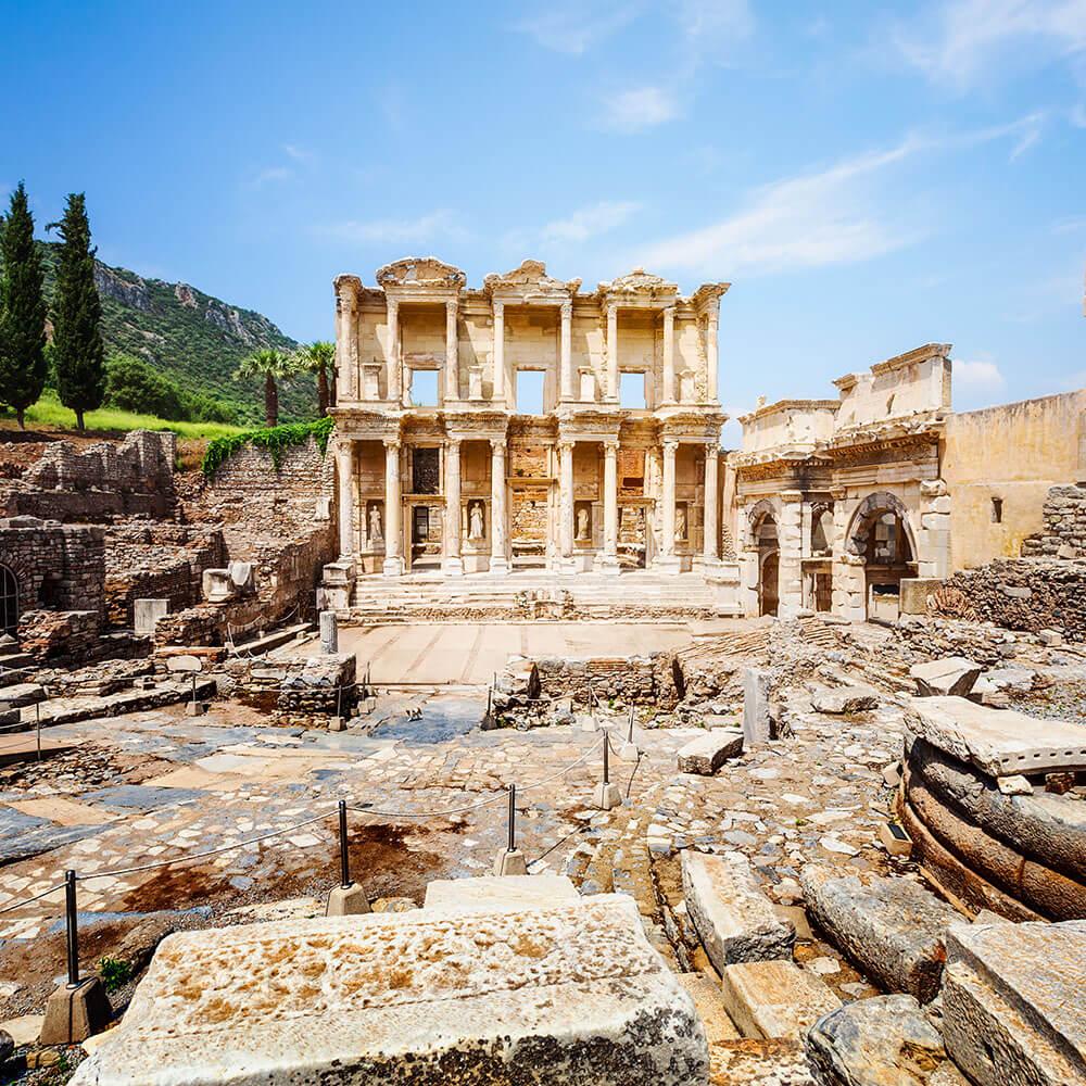 Celsus library Ephesus