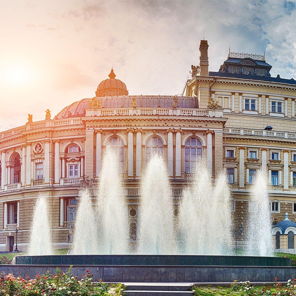 Opera Ballet Theatre, Odessa
