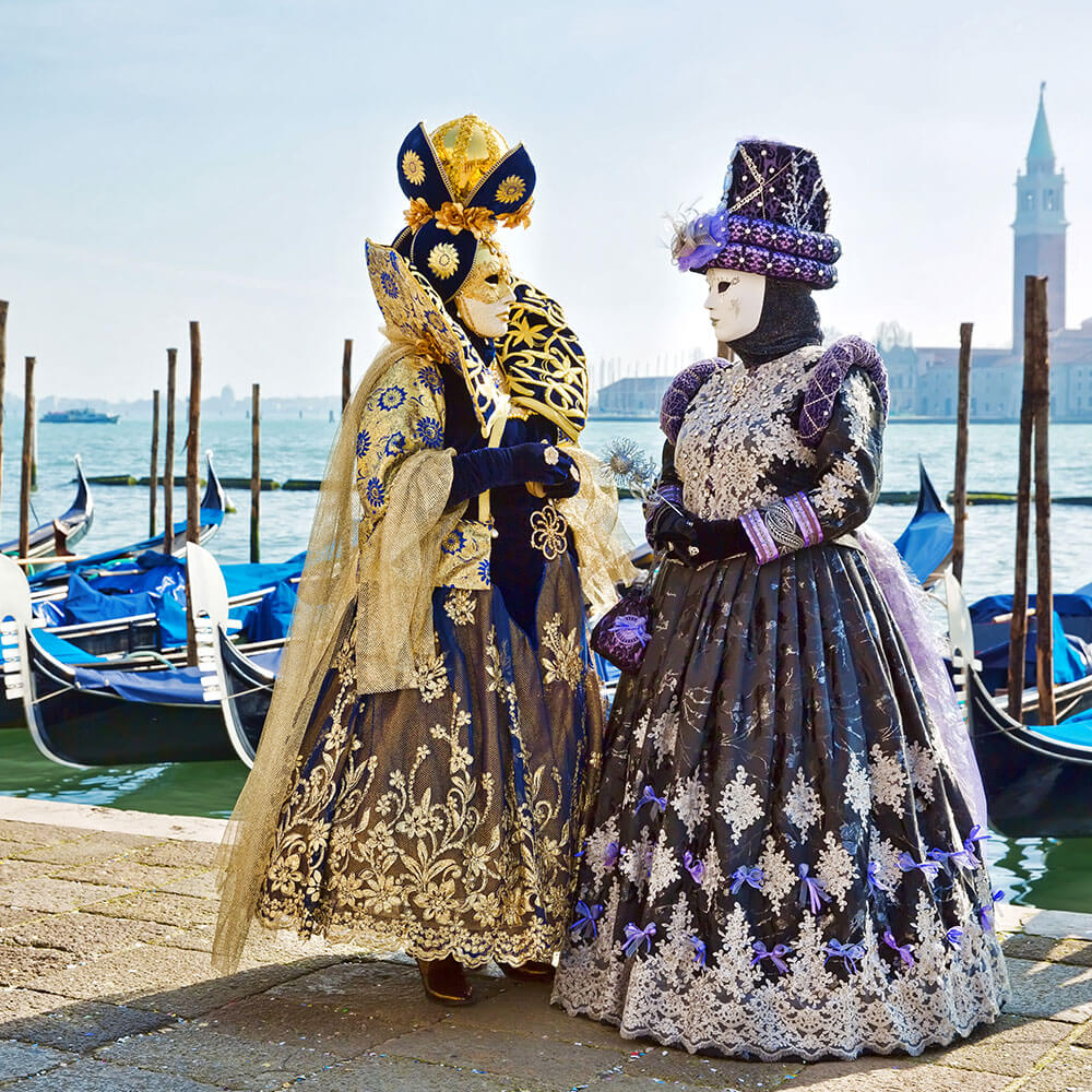 Venice traditional wear