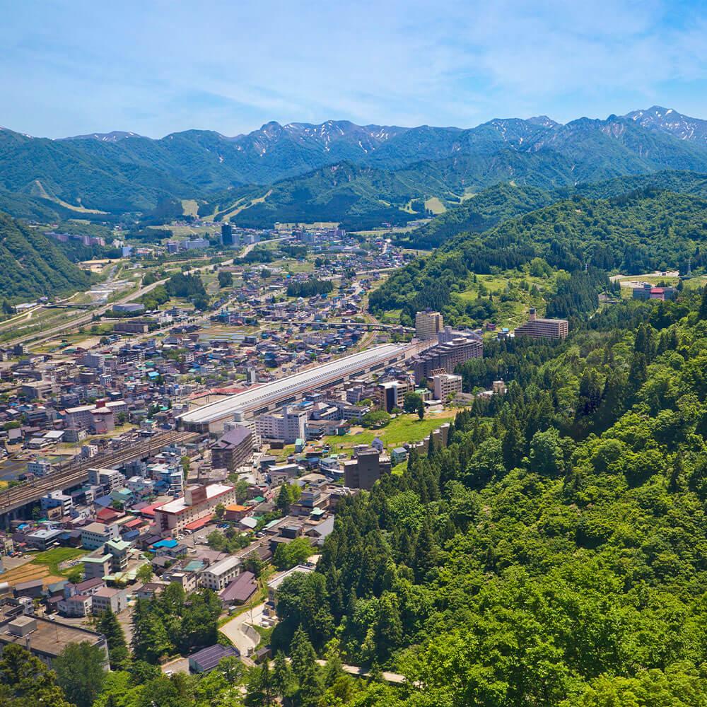 Niigata City