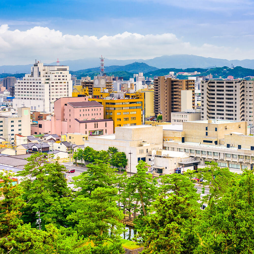 Matsue town