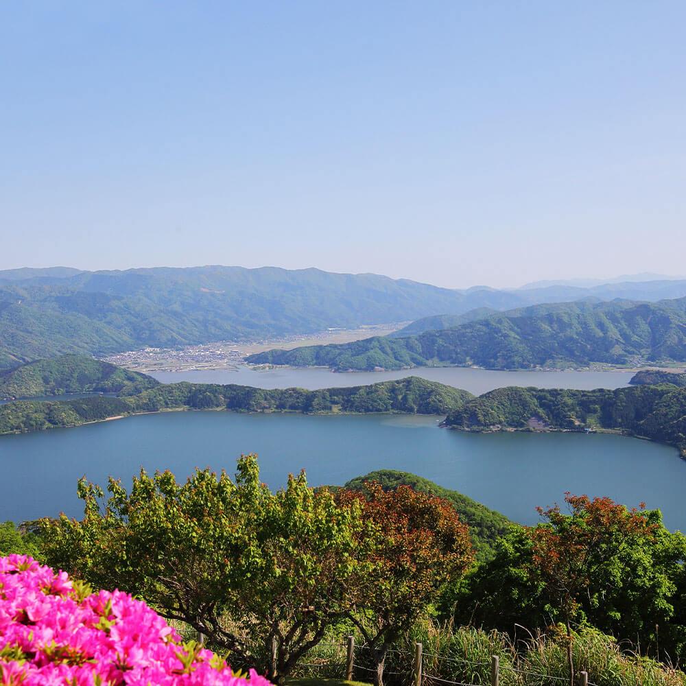 Mikata-goko lake district