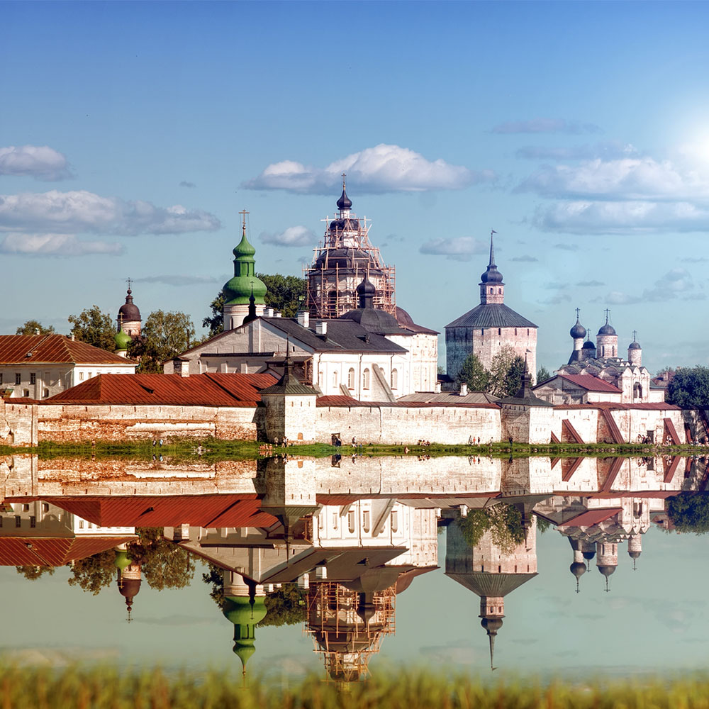 Kirillo-Belozersky monastery, Goritsy