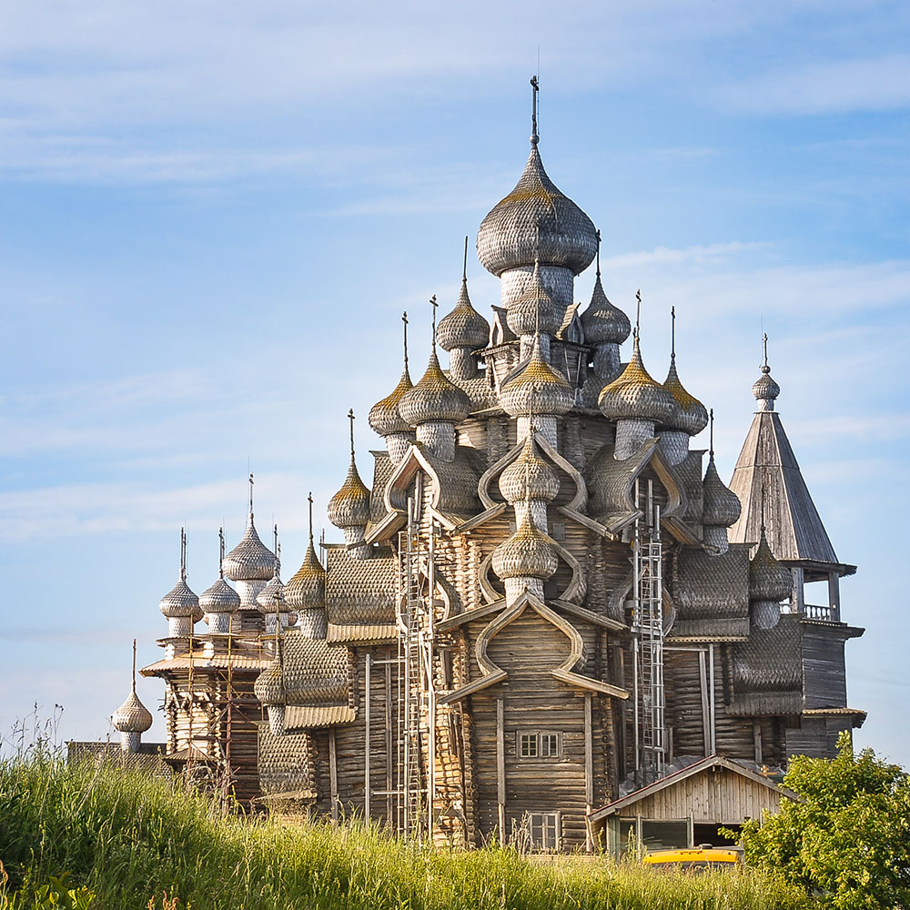 Church of the Transfiguration, Kizhi