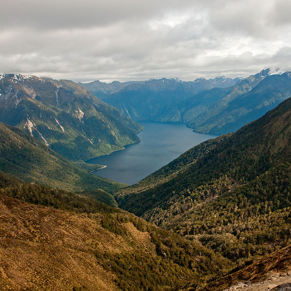 View from Kepler Track