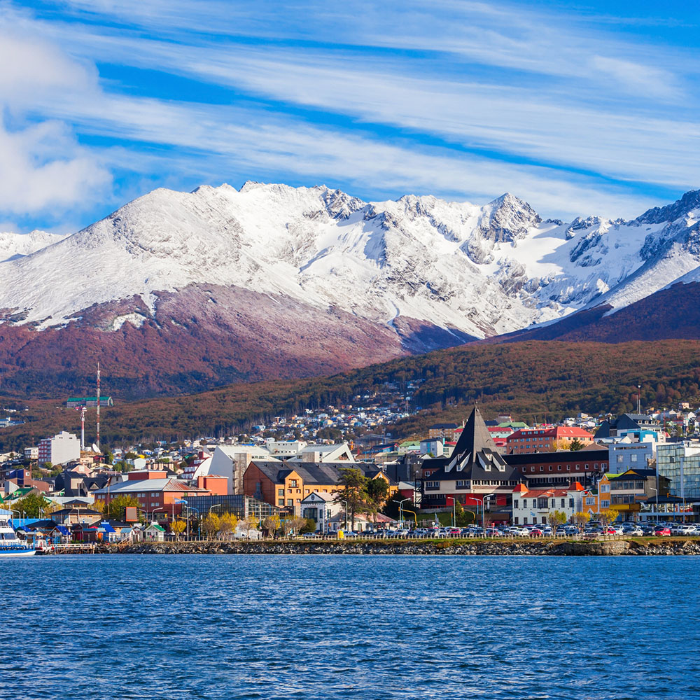 City of Ushuaia