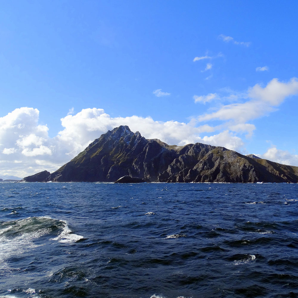 View of Cape Horn