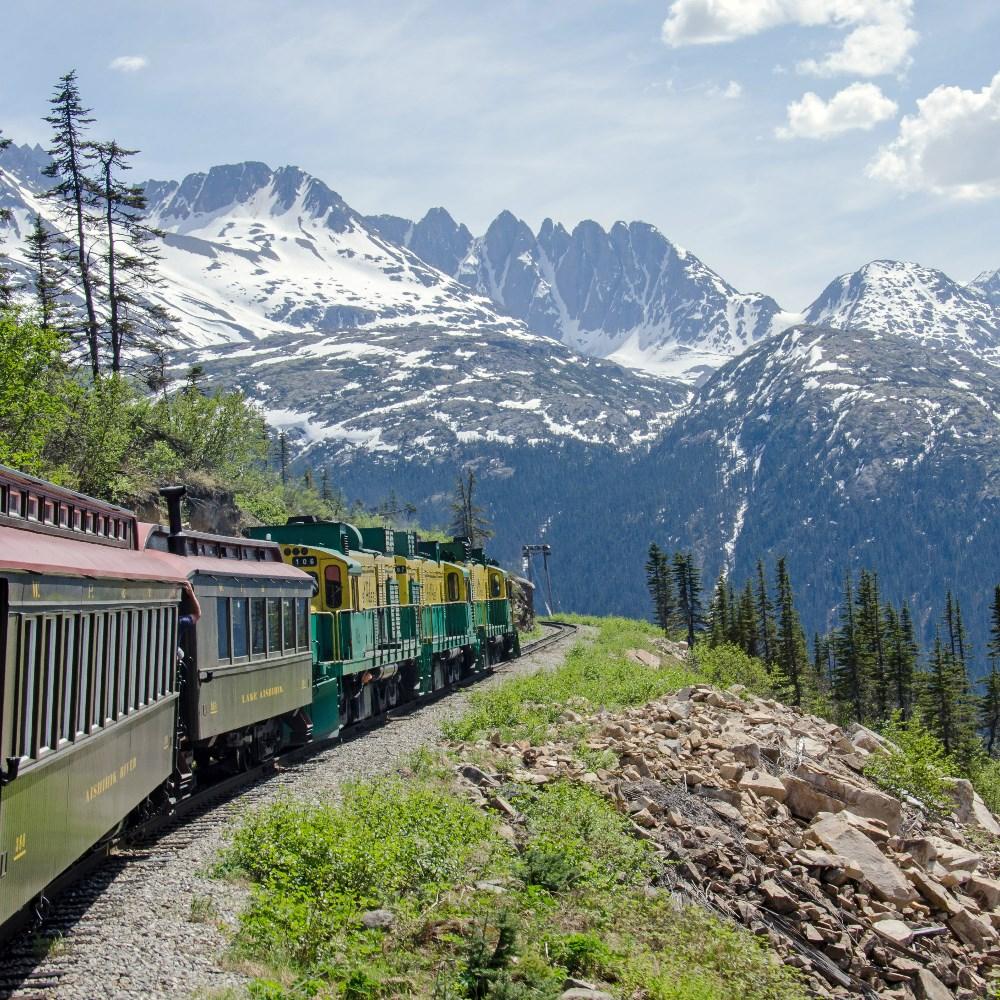 Yukon railroad