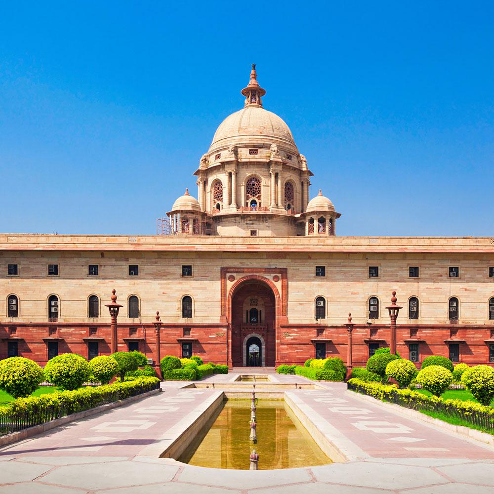 Rashtrapati Bhavan (Viceroy's Palace), New Delhi