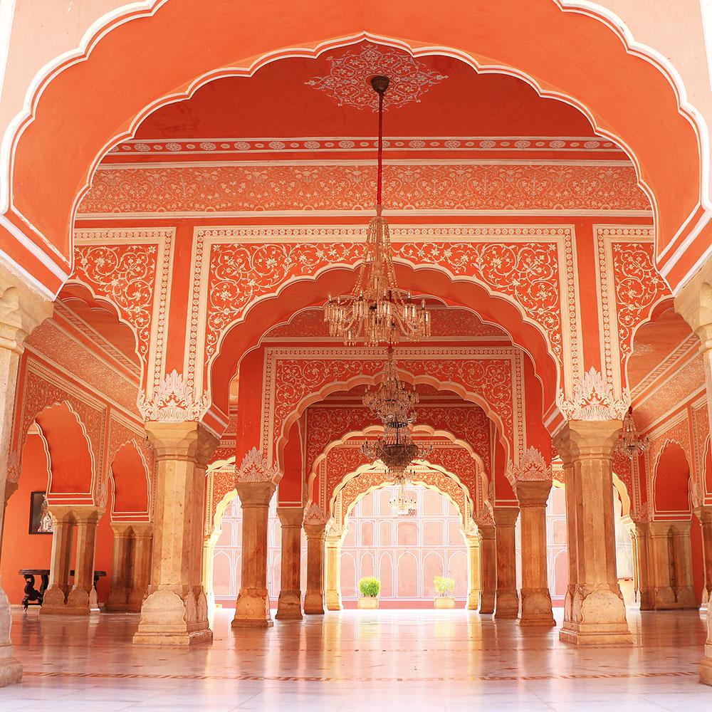 Hawa Mahal (Palace of the Winds)