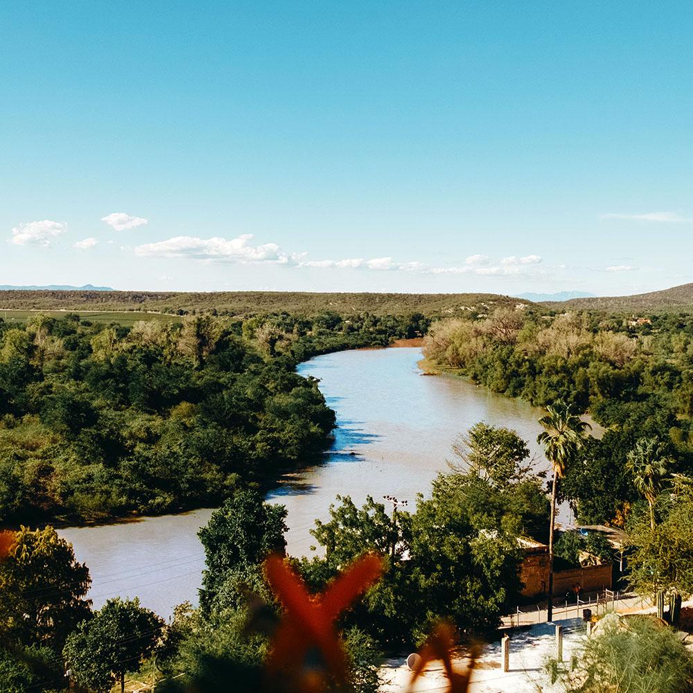 River Fuerte