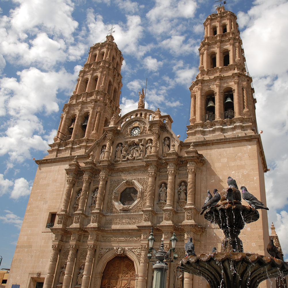 Chihuahua's cathedral
