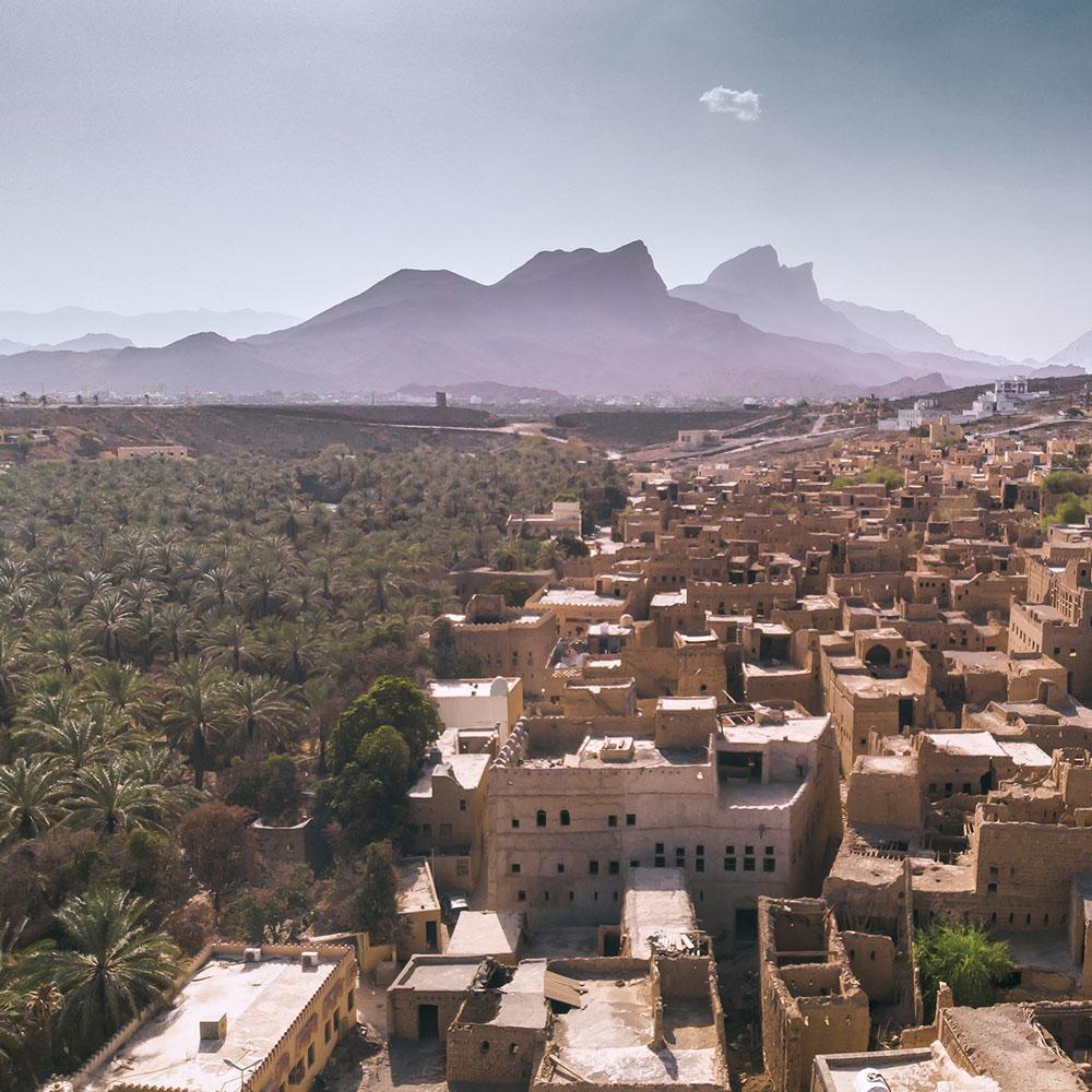 Al Hamra Oasis